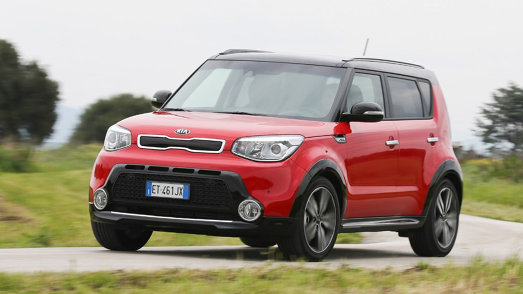 Kia Soul 1.6 GDI (2014) Review