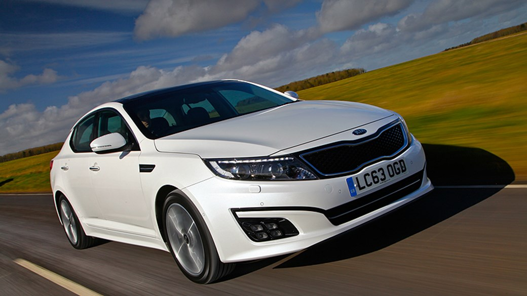 Kia Optima 1.7 CRDi (2014) Review