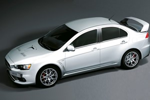 Mitsubishi Lancer Evo X FQ-440 MR (2014) first official picture