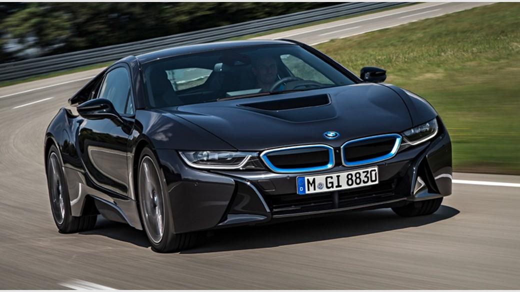 BMW I Prototype Review By CAR Magazine - Black bmw car
