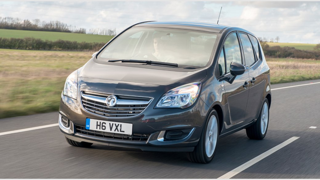 Vauxhall Meriva Se 16 Cdti 2014 Review Car Magazine