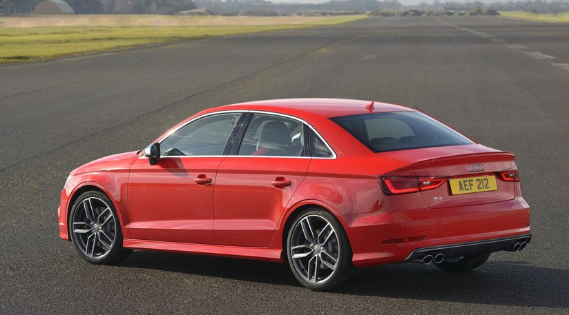 Audi S3 Saloon S Tronic 2014 Review Car Magazine