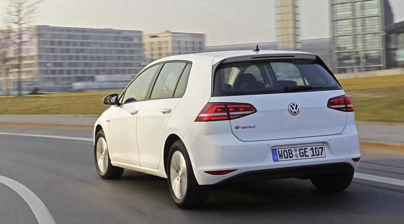 Vw E Golf 2014 Review Car Magazine