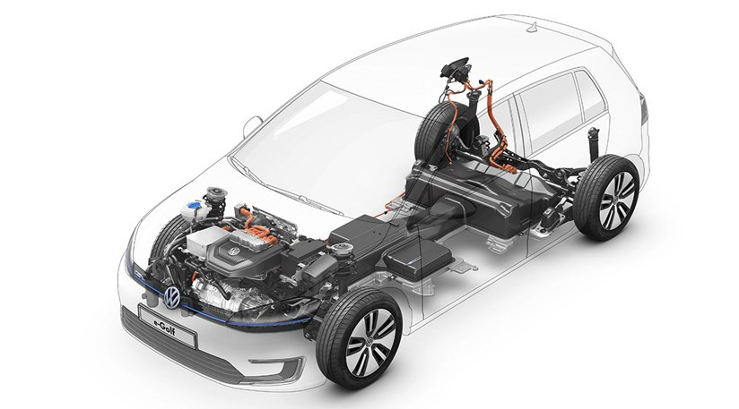 E Golf Lease >> VW e-Golf (2014) review | CAR Magazine