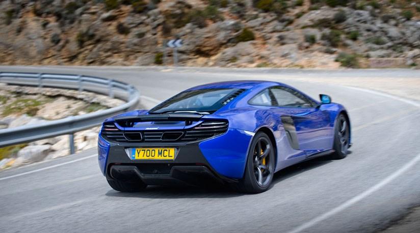 mclaren 650s (2014) review | car magazine
