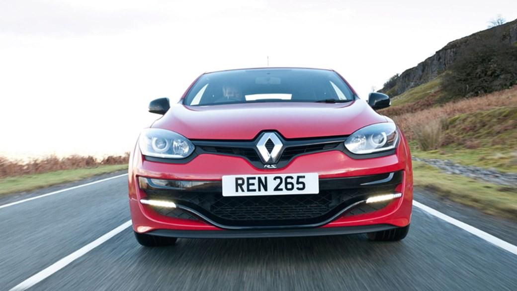 Renault megane rs 265 cup review