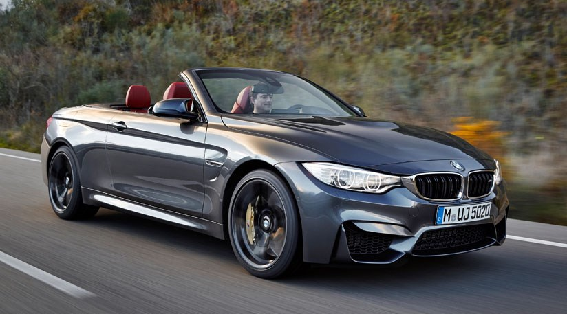 BMW M4 Convertible 2014 First Official Pictures By CAR Magazine