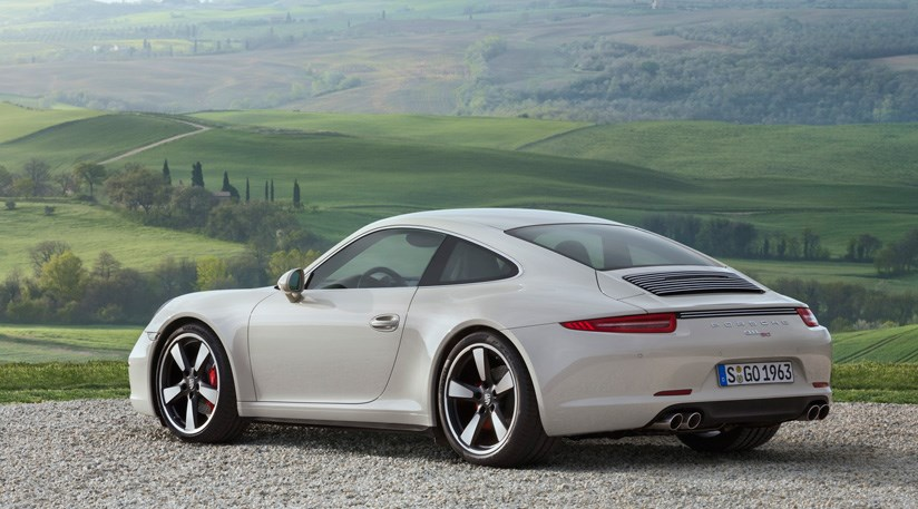 porsche 911 50th anniversary edition 2014 review car. Black Bedroom Furniture Sets. Home Design Ideas