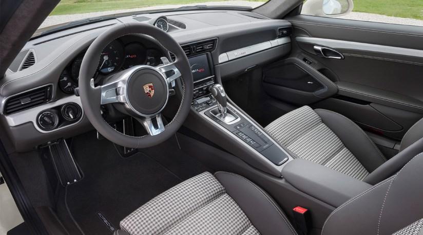 2014 porsche 911 coupe 50th anniversary edition manual