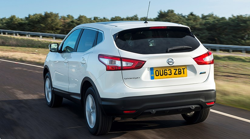 Nissan Qashqai 1 2 Dig T Acenta Premium 2014 Review By