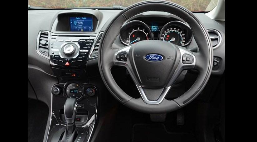 Ford Fiesta 10 Powershift automatic 2014 review by CAR Magazine