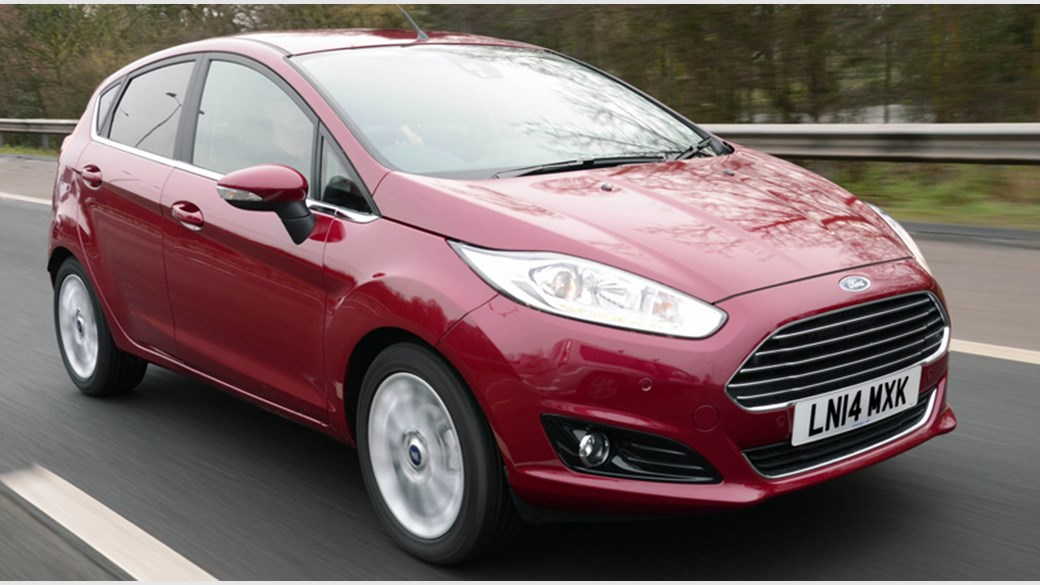 Ford Fiesta 10 Powershift Automatic 2014 Review