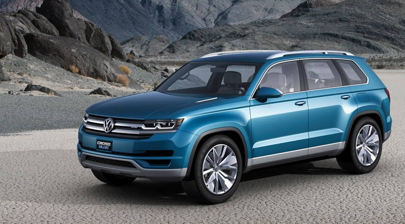 Vw Plots New Model Blitz For Us Market 2015 Car Scoop By Car