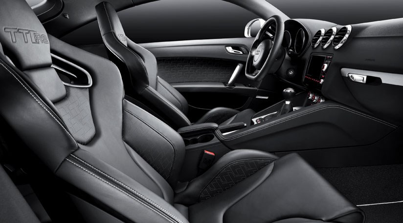 Audi TT RS Plus S-tronic (2014) review by CAR Magazine