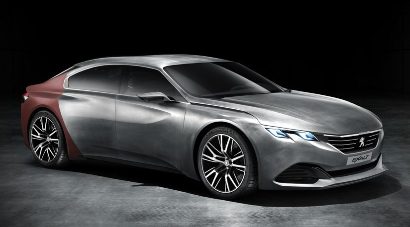 Peugeot Exalt concept (2014) first official pictures | CAR Magazine