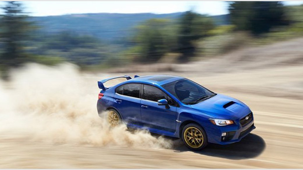 Subaru Wrx Sti 2014 Review Car Magazine