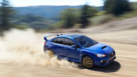 Subaru Wrx Sti 2014 Review Car Magazine