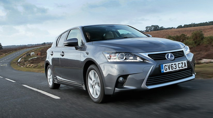 Subaru Lease Deals Ct >> Lexus CT200h Advance (2014) review | CAR Magazine