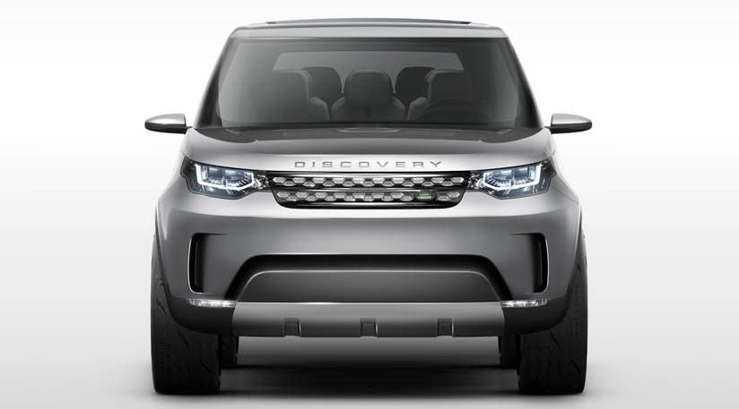 Land Rover Discovery Vision Concept 2014 Revealed Car Magazine