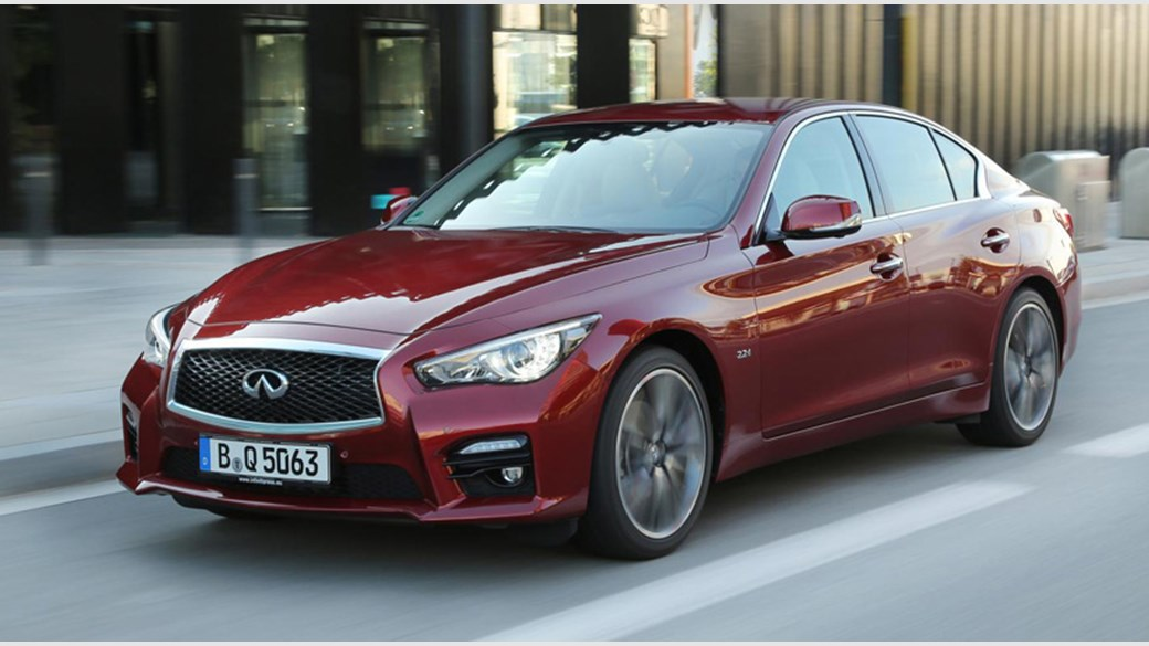 Infiniti Q50s Hybrid Awd 2017 Review