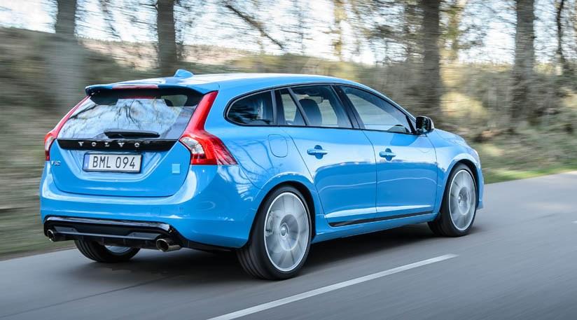 Volvo V60 Polestar (2014) review | CAR Magazine