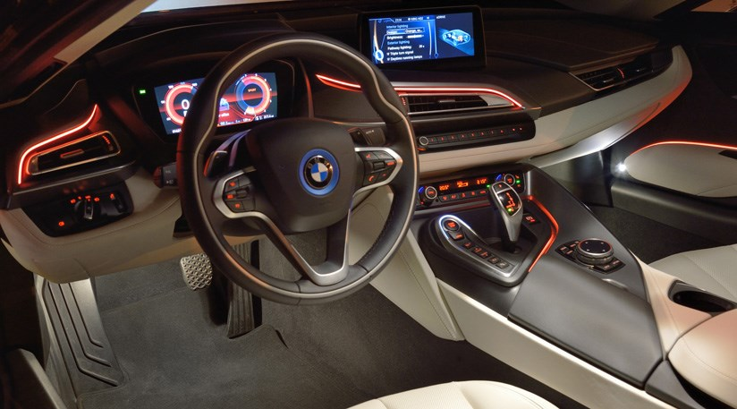 Bmw i8 Magazine Bmw i8 Supercar 2014