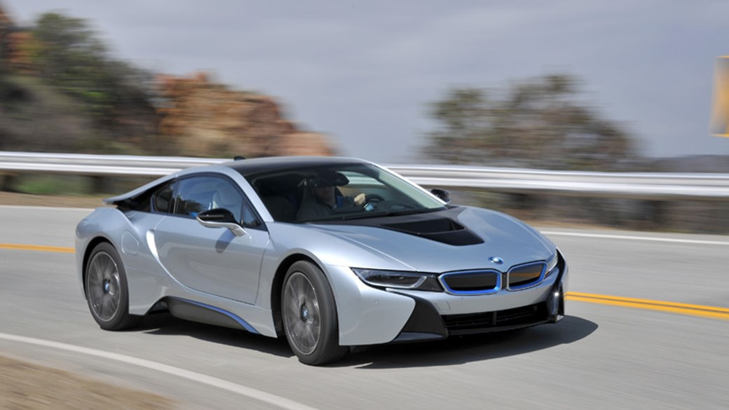 Captivating BMW I8 Supercar (2014) Review