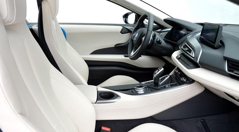 Bmw I8 Supercar 2014 Review Car Magazine