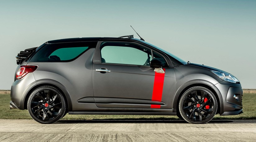 citroen ds3 cabrio racing 2014 review by car magazine. Black Bedroom Furniture Sets. Home Design Ideas