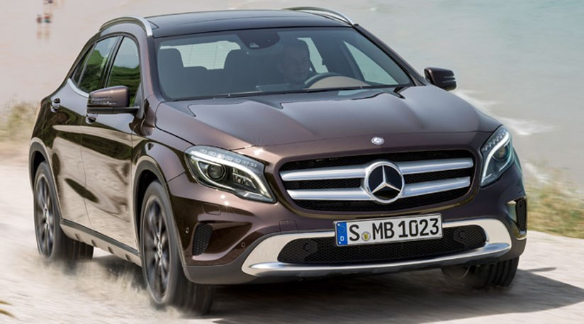 mercedes gla220 cdi 4matic (2014) reviewcar magazine