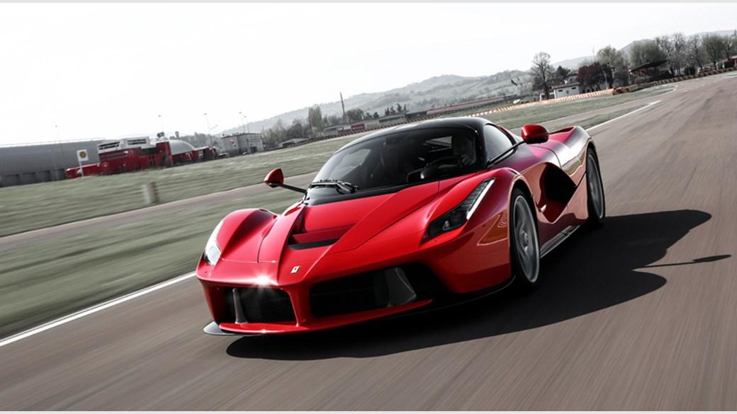 Ferrari LaFerrari (2014) review | CAR Magazine