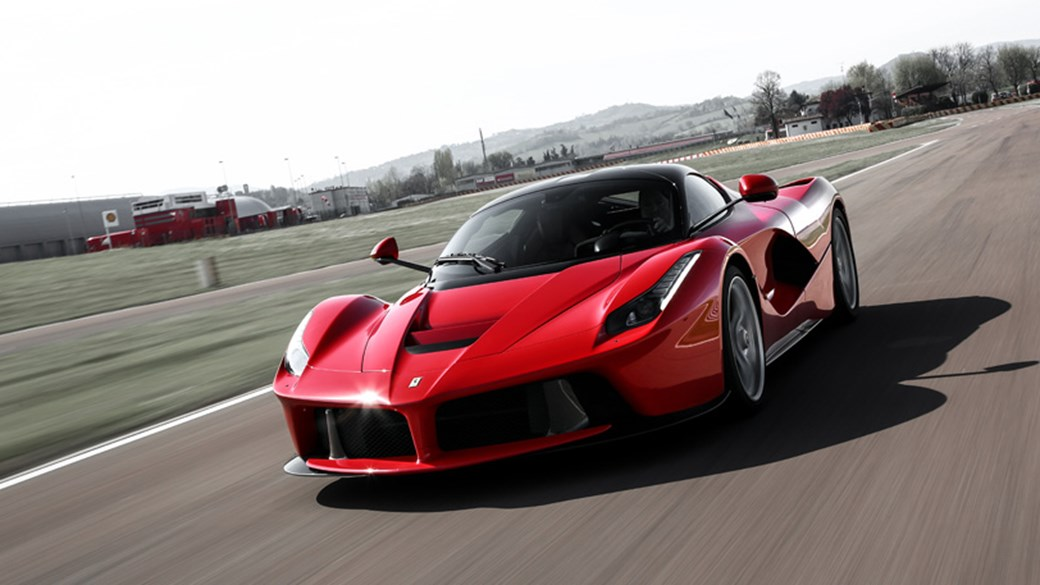 Ferrari LaFerrari (2014) Review