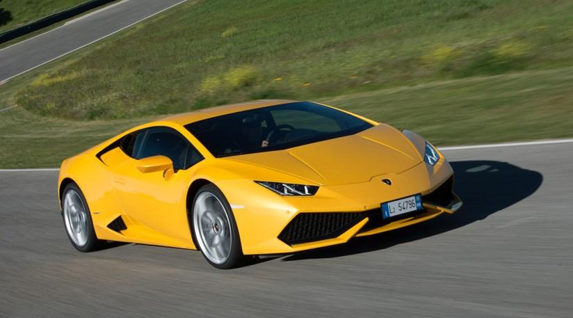 lamborghini huracan lp610 4 2014 review - Sports Cars Lamborghini 2014