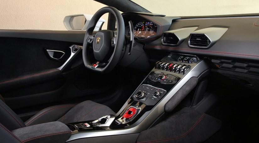 Lamborghini Huracan Lp610 4 2014 Review Car Magazine