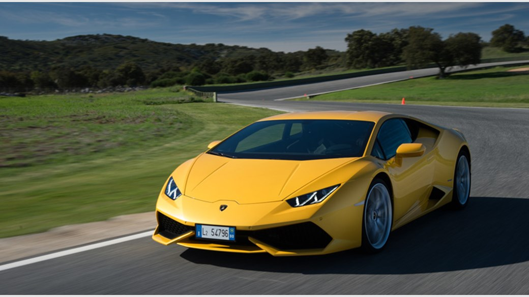 Lamborghini Huracan Lp610 4 2014 Review Car Magazine