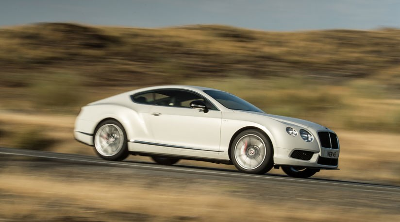 Bentley Continental GT V8 S (2014) review by CAR Magazine