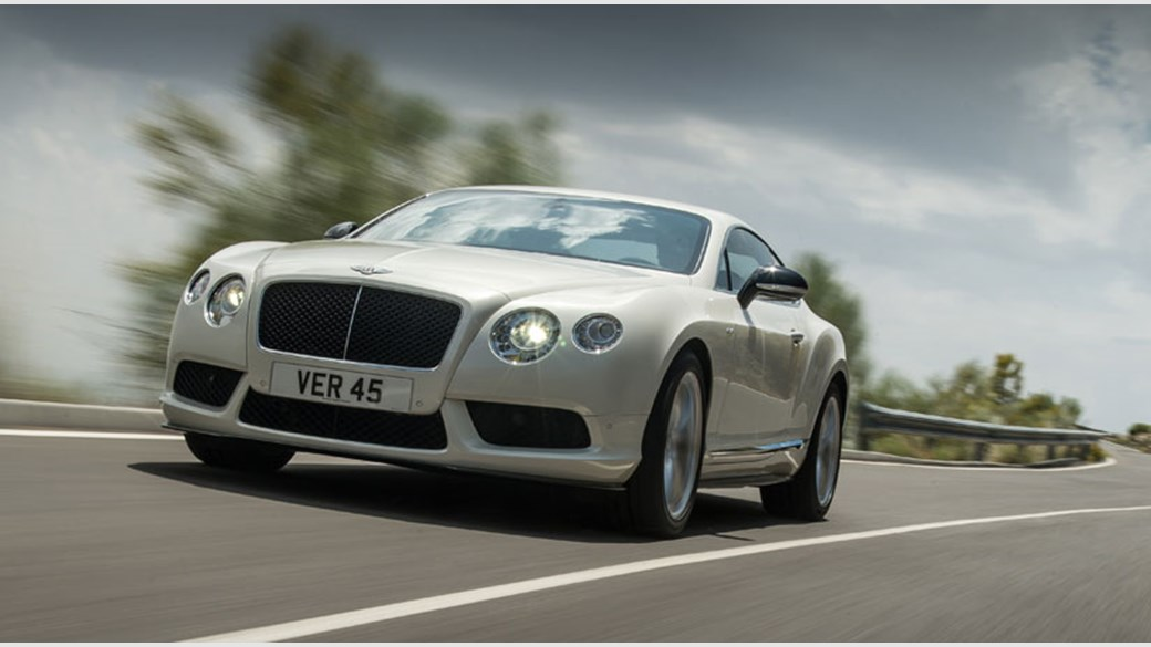Bentley Continental GT V8 S (2014) review | CAR Magazine