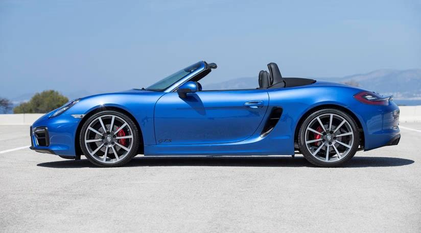 Porsche Boxster Gts 2014 Review Car Magazine