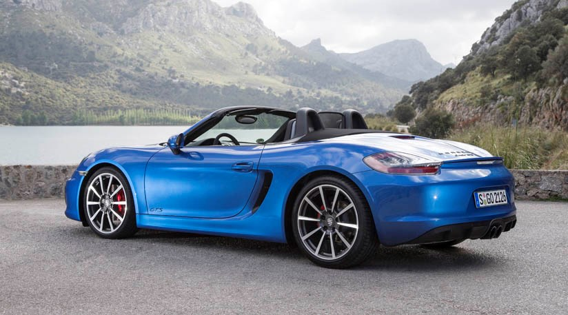 Porsche Boxster Gts 2014 Review Car Magazine