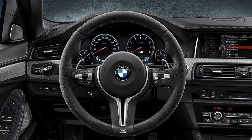 BMW M5 30th Anniversary Edition 2014 first official pictures by