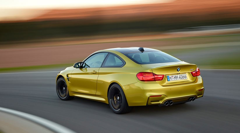 BMW M4 Coupe (2014) review by CAR Magazine