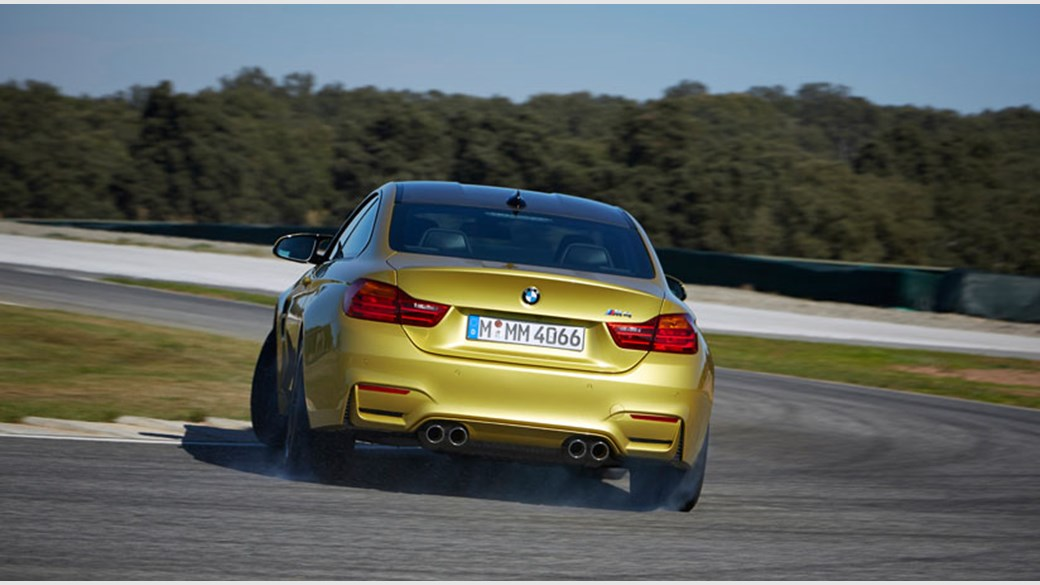 BMW M4 Coupe (2014) review | CAR Magazine