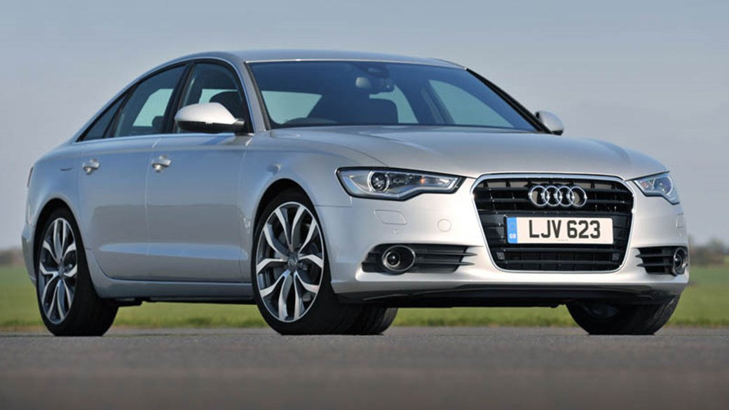 Audi A6 Ultra Saloon (2014) Review