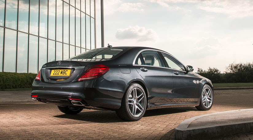 Mercedes S300 Bluetec Hybrid 2014 Review By Car Magazine