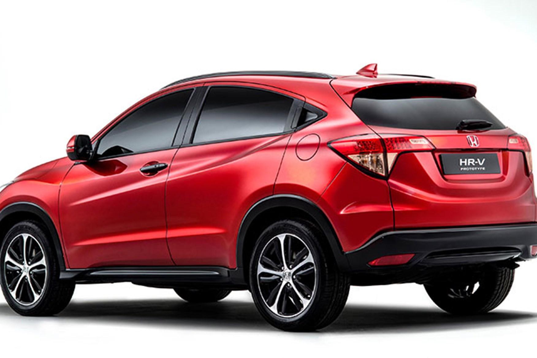 New Honda HR-V, VW Denies Diesel, Fiat 500e To Oregon: Today's Car ...