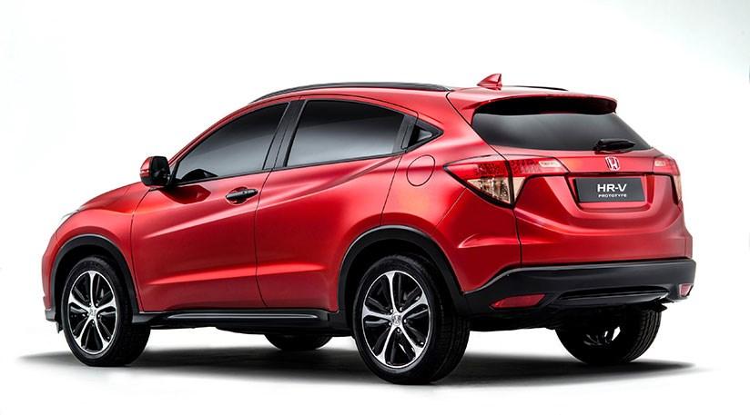 New 2015 Honda HR V
