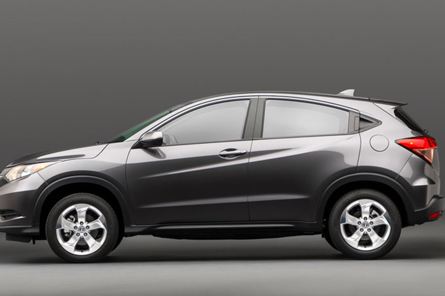 Marvelous ... Honda HR V (2015) First Official Pictures ...