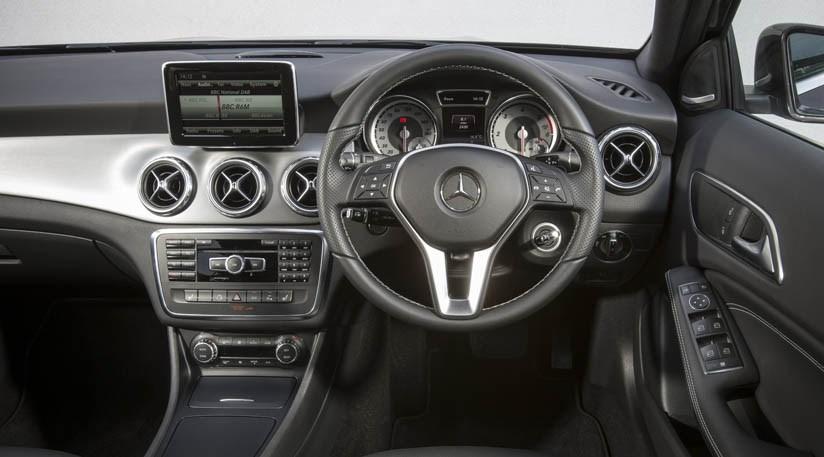 Mercedes Gla200 Cdi 2014 Review Car Magazine