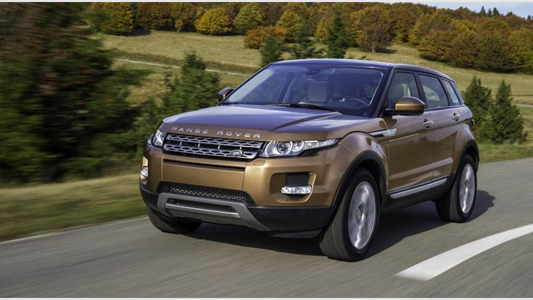 Evoque Dynamic Review Range Rover Evoque Sd4 Dynamic