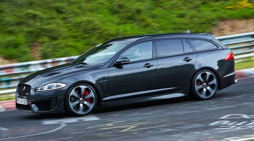 You Betcha Jaguar XFR S Sportbrake   Photogrpahed During CARu0027s Nurburgring  Test ...